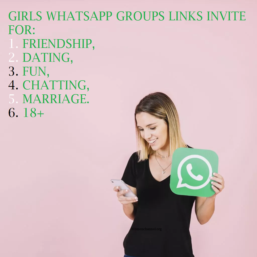 dating groups on whatsapp